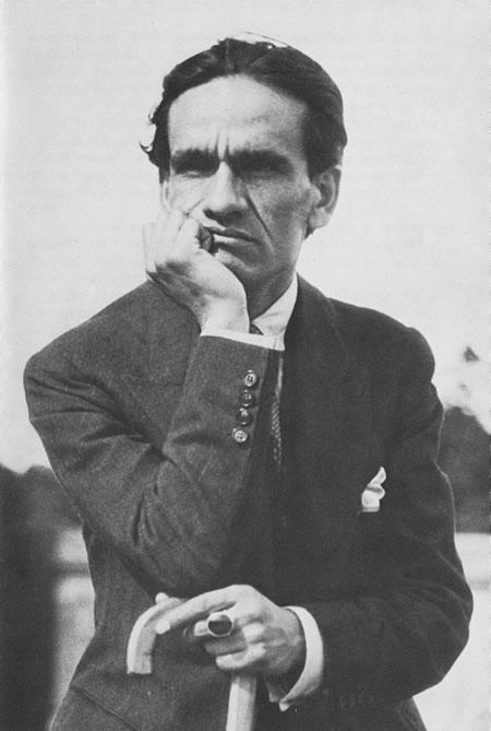 Cesar Vallejo agape